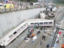 Accident feroviar grav! Cel putin doi morti si zeci de raniti