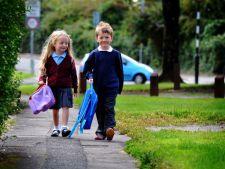 Prima zi de scoala. Cum s-au pregatit vedetele si copiii lor