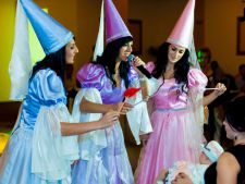 Orice petrecere devine fila de poveste cu Paradisul Personajelor