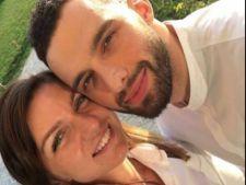 Imagini wow! Simona Halep, in tandreturi cu iubitul ei