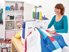 Ateliere gratuite de cusut, brodat si de design vestimentar. Cand si unde te poti inscrie