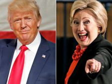 Hillary Clinton vs Donald Trump. Cine a iesit invingator