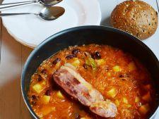 Jota, o supa italiana cu varza murata! Reteta de care te vei indragosti pe loc