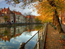 Bruges, un oras cu iz medieval perfect pentru o escapada de toamna