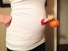 costum halloween gravida