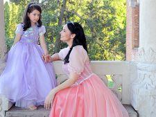 Ce a spus fiica Andreei Marin despre divortul de Tuncay