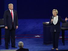 Romania, subiect de discutie in cadrul confruntarii dintre Donald Trump si Hillary Clinton