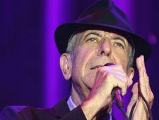 A murit Leonard Cohen. Legendarul artist avea 82 de ani