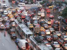 Bucurestiul, in top 10 cele mai aglomerate orase din lume! Ce loc ocupa Capitala