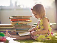 Ce ii motiveaza astazi pe copii sa indrageasca lectura?