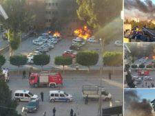Atentat cu bomba! Doi morti si zeci de raniti