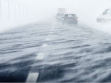 Zapada face ravagii in Romania, la mijlocul lui aprilie! Cod portocaliu de ninsori pana vineri
