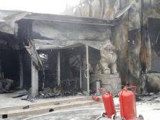 Club Bamboo incendiu