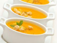 supa crema de morovi cu ghimbir