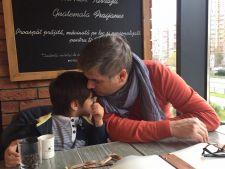 Mircea Radu, din nou tatic! Prima fotografie din maternitate