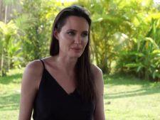 Angelina Jolie, primele marturisiri despre perioada dificila a divortului de Brad Pitt
