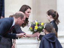 Kate Middleton, insarcinata din nou. Cum a dat-o de gol printul George!