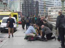 Romanca ranita in atentatul din Londra a murit