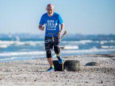 Eveniment unic in lume pentru ajutarea copiilor cu autism: Un ultramaraton de 24 de ore pe nisip