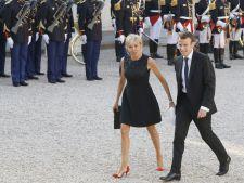 Secretele Primei Doamne a Frantei, pentru o silueta de invidiat la 64 de ani! De la tinute la coafura si operatii estetice