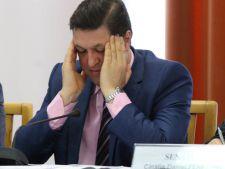 Reactia lui Serban Nicolae dupa ce a fost inlocuit la sefia Comisiei juridice