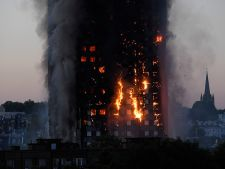 Indendiu devastator in Londra! 30 de raniti si numeroase decese! Marturii din infern VIDEO