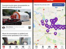 Aplicatia pentru situatii de urgenta, contine harta adaposturilor publice! De unde o poti descarca