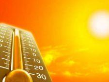 Vreme caniculara in weekend! Temperaturi de peste 38 de grade Celsius