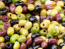 DICTIONAR DE NUTRITIE: Masline verzi, maronii sau negre? Care este diferenta?