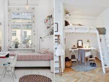 7 idei geniale pentru un dormitor mic in stil mare