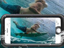 Trei telefoane rezistente la apa, perfecte pentru a face fotografii subacvatice in concediu