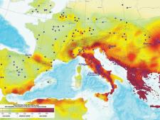 tari risc seismic europa
