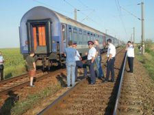 Detalii cutremuratoare in cazul femeii care s-a aruncat in fata trenului cu cei trei copii