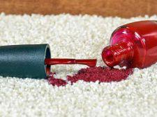 Cum scoti petele de oja de pe haine sau covor