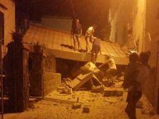 Cutremur in Italia. 2 morti, peste 30 de raniti