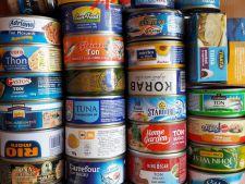 Suntem ceea ce mancam: Ton radioactiv, pe rafturile supermarketurilor din Romania!