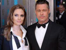 Angelina Jolie si Brad Pitt, din nou impreuna?