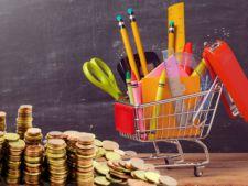 Back to school: Cum sa faci fata cheltuielilor daca esti parinte