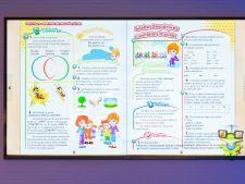 Manuale digitale, teste vocationale si carti noi pentru copii, de la Samsung
