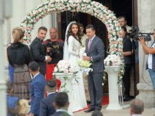 Suma fabuloasa castigata de Adrian Mutu si Sandra Bachici la botez si la nunta