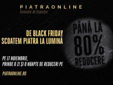 Black Friday PIATRAONLINE: 100 de tipuri de piatra naturala la pret redus