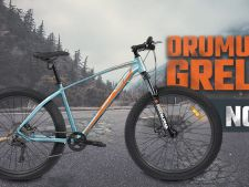 Drumuri grele, bicicleta Pegas perfecta pentru carari de munte