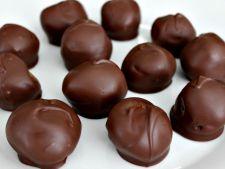 bomboane de ciocolata de post