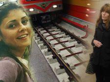 tanara ucisa la metrou