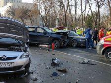 Cine este barbatul care a provocat intentionat accidentul pe Bulevardul Dacia. A vrut sa isi omoare sotia