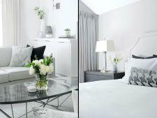apartament all white