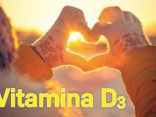 De ce sistemul tau imunitar are nevoie de Vitamina D3 in sezonul rece
