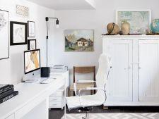 Cum sa-ti amenajezi un birou sic acasa, astfel incat sa lucrezi cu placere