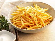Doua moduri de a prepara cei mai buni cartofi prajiti, perfecti in zilele de post