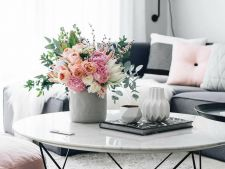 aranjamente florale living